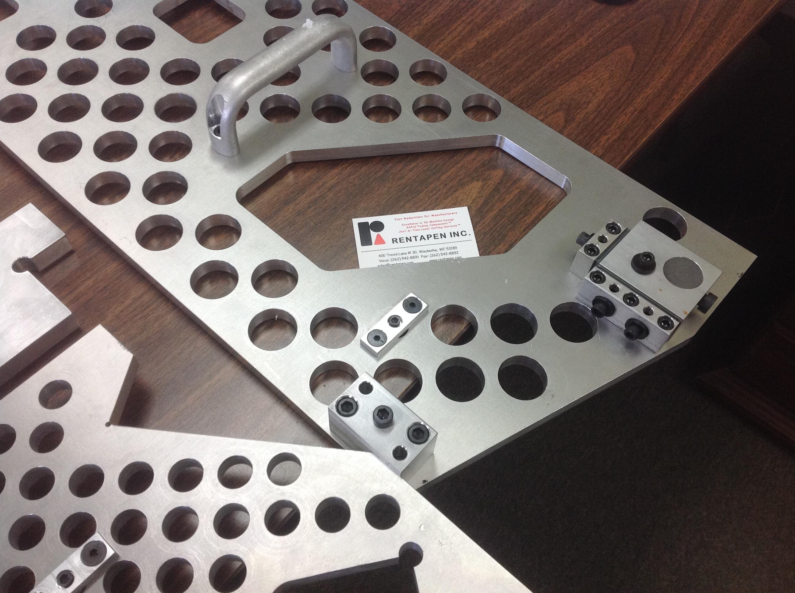 5 tips for pick off weld templates weld fixture design 101